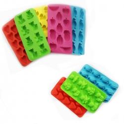 Formy silikonowe do lodu - Idealne na przyjęcia