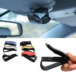 Samochodowy uchwyt na okulary