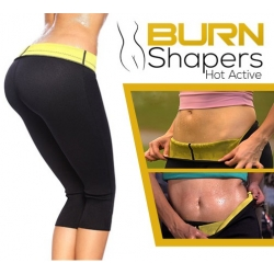 Spodenki Treningowe BURN SHAPERS Hot Active