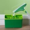 Zestaw do mycia okien z pojemnikiem