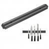 Listwa magnetyczna na noże kuchenne lub narzędzia