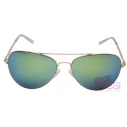 Okulary przeciwsłoneczne lazurowe