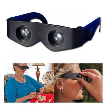 Lornetka - okulary