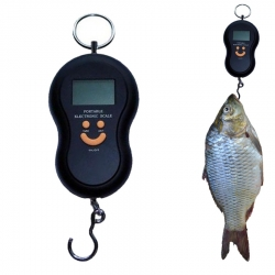 Waga hakowa na ryby LCD