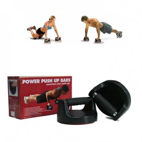 Power Push Up Bars