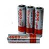 Akumulatory AA 4szt. 1.2V Ni-MH 4900mAh