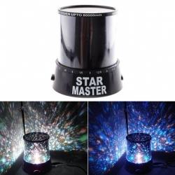 Lampka imitująca gwiazdy STAR MASTER