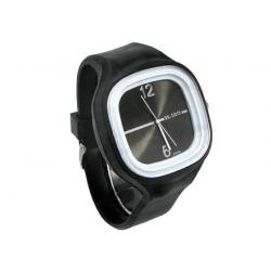 Zegarek sylikonowy Jelly Watch czarny