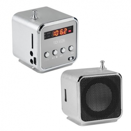 Radio przenośne z MP3