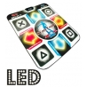Mata taneczna LED Na USB