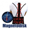 Magnetodisk masażer z magnesami