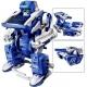 Robot solarny 3w1