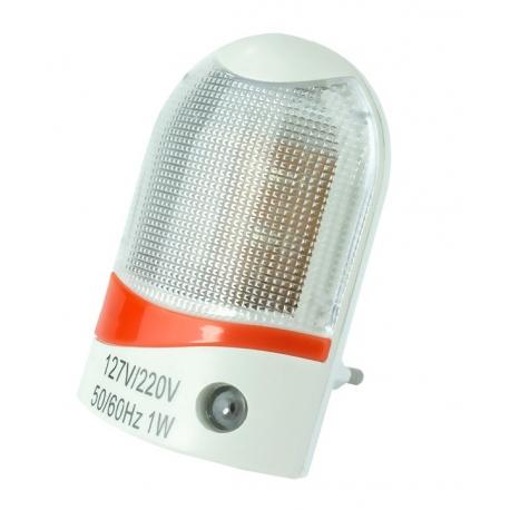 Lampka LED z czujnikiem zmierzchu