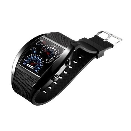 Zegarek męski LED