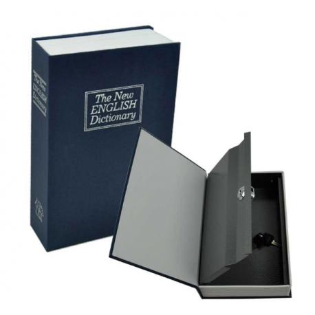 Sejf - kasetka ukryta w książce