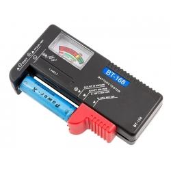 Tester baterii analogowy