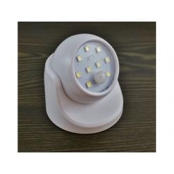 Lampa 7LED z czujnikiem ruchu