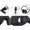 Podsłuch kierunkowy z lunetą i nagrywaniem