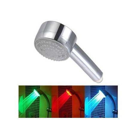 Słuchawka prysznicowa 3 LED