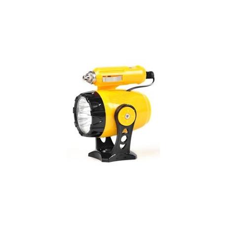 Lampka samochodowa 5LED z magnesem