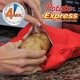 Kieszeń do pieczenia ziemniaków w kuchence mikrofalowej