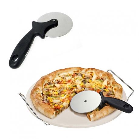Nóż do pizzy ze stali nierdzewnej