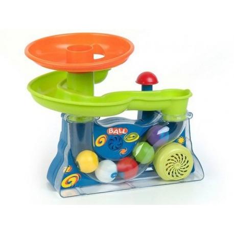Fontanna piłek idealna dla maluchów