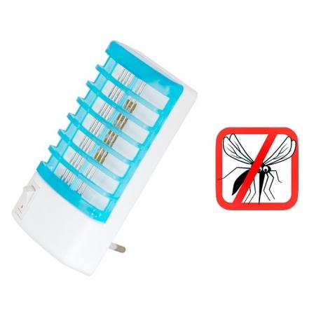 Lampka owadobójcza na komary i inne owady