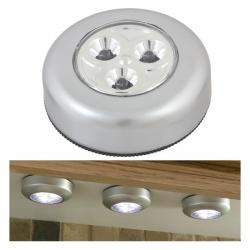 3 diodowa lampka led na baterie