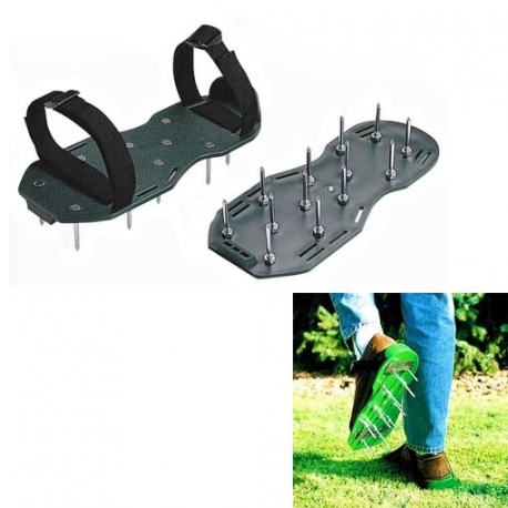 Aerator sandałowy