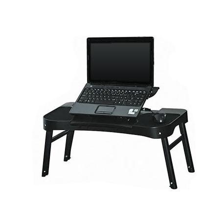 Stolik do laptopa z chłodzeniem
