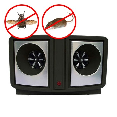 Ultradźwiękowy odstraszacz szkodników