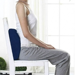 Poduszka lędźwiowa ortopedyczna