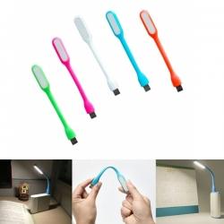 Lampka silikonowa USB 6 LED giętka