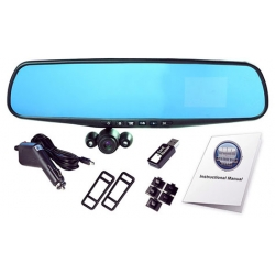 Lusterko z kamerą HD Mirror Cam