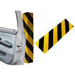 Narożny ochraniacz samochodowy – odbojnik na ścianę garażu